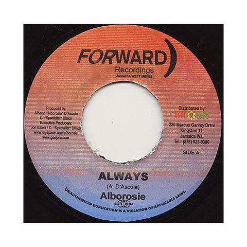 Alborosie - 'Always' [Streaming Audio]