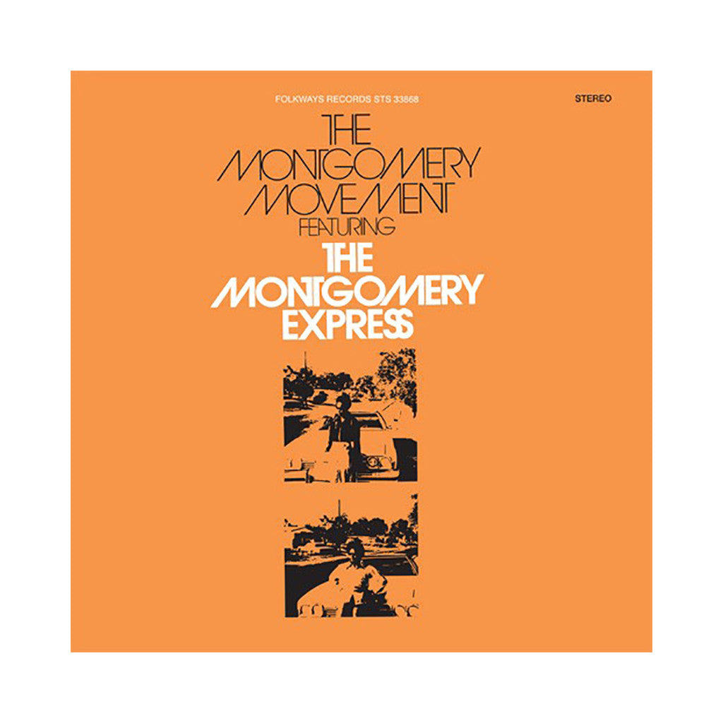 <!--120120529000780-->The Montgomery Express - 'The Montgomery Movement' [CD]
