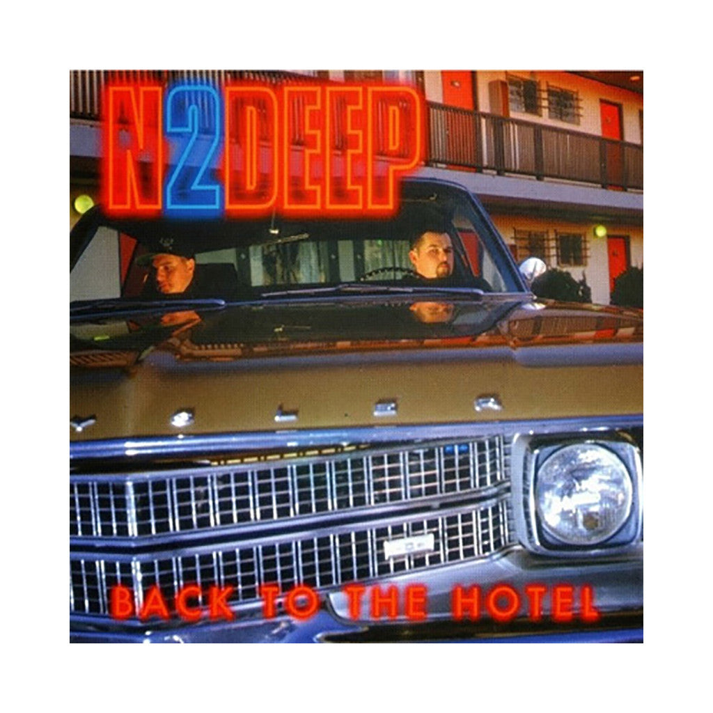 N2Deep - 'Back To The Hotel' [CD]