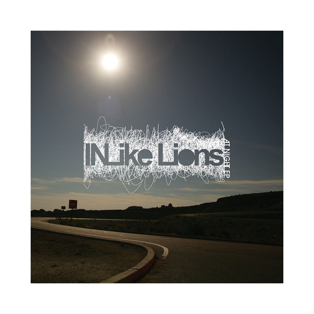 In Like Lions - 'At Night EP' [CD]