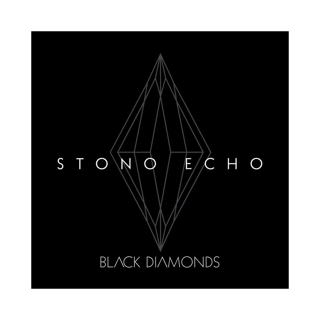 Stono Echo - 'Black Diamonds' [(Black) Vinyl EP]