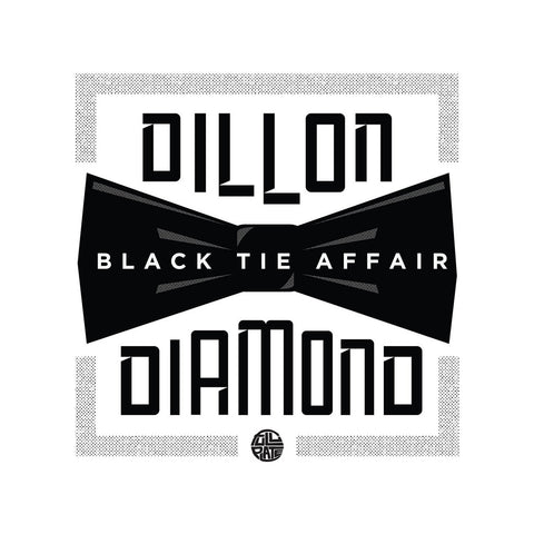"[""Dillon & Diamond D - 'Black Tie Affair' [(Black) Vinyl EP]""]"