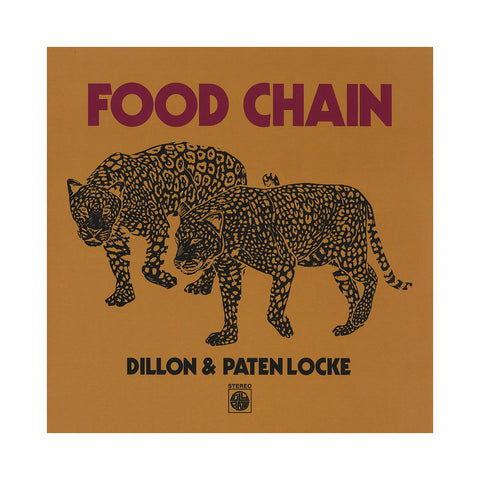 Dillon & Paten Locke - 'Food Chain' [(Black) Vinyl LP]