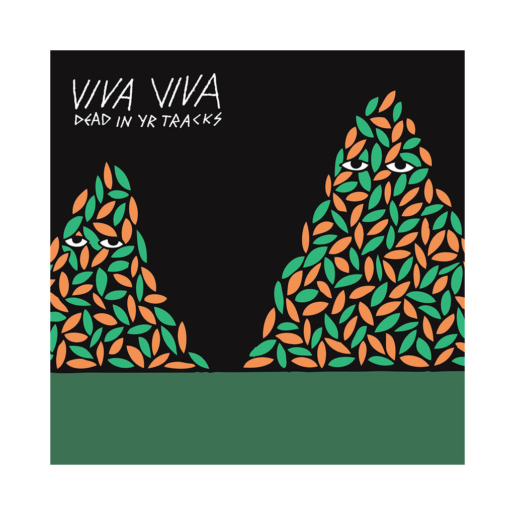 "<!--120130910059006-->Viva Viva - 'Dead In Yr Tracks EP' [(Colored) 7"""" Vinyl Single [2x7""""]]"