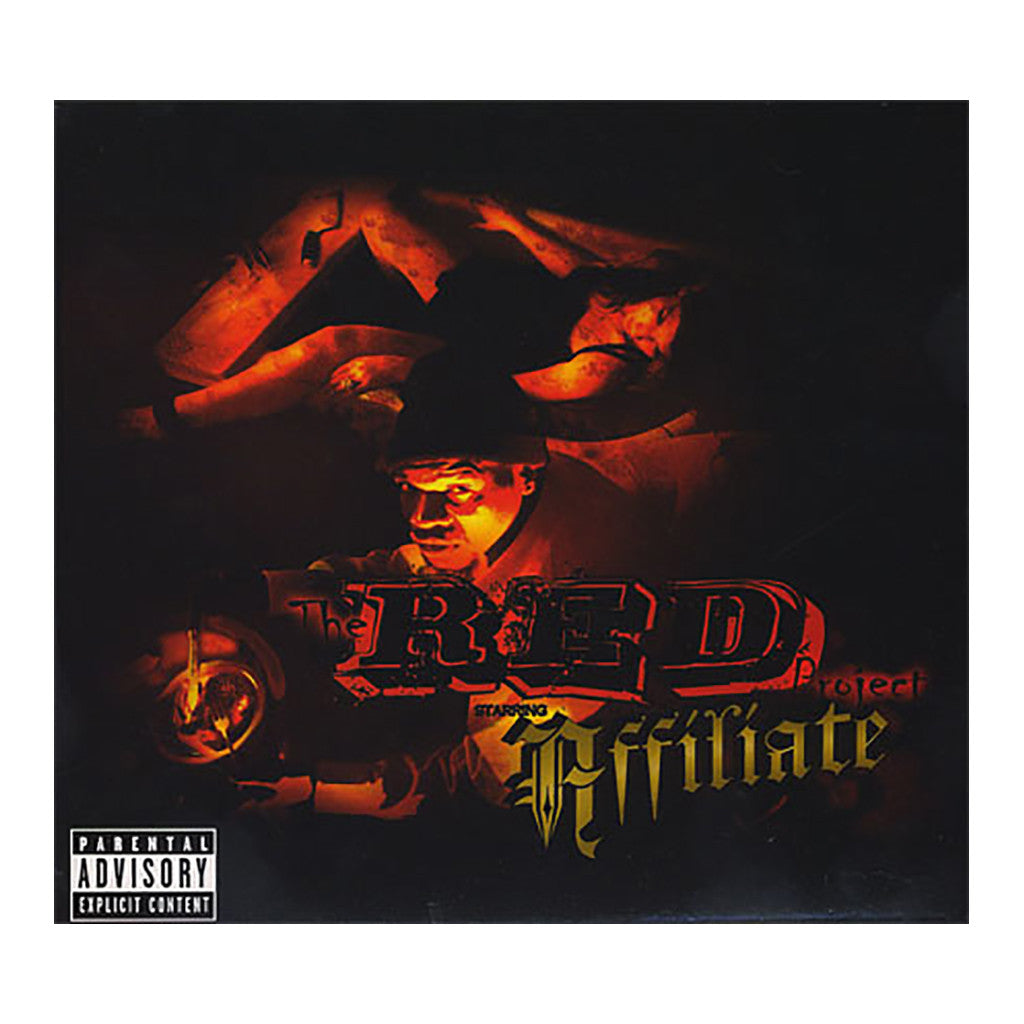 <!--120101221026385-->Affiliate - 'The Red Project' [CD]