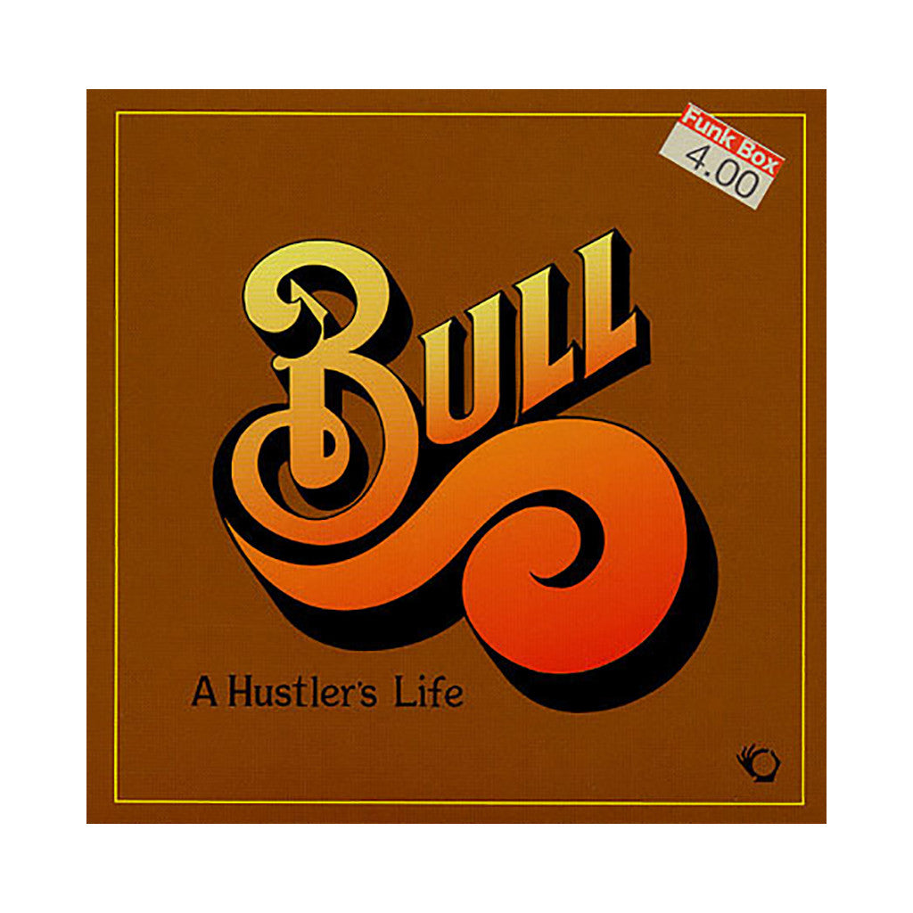 Bull Jun - 'A Hustler's Life' [CD]