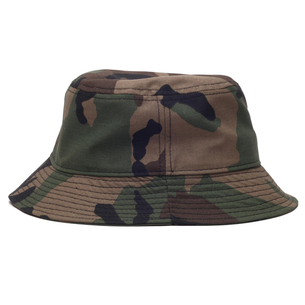 <!--020140717064939-->Faded Royalty - 'Woodland Camo' [(Camo Pattern) Bucket Hat]