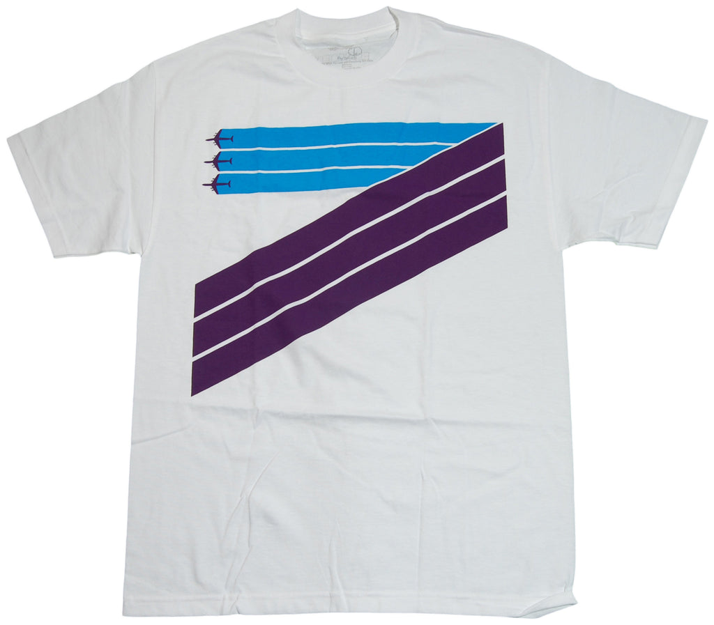 <!--2011083041-->Fly Society - 'Delta Form' [(White) T-Shirt]