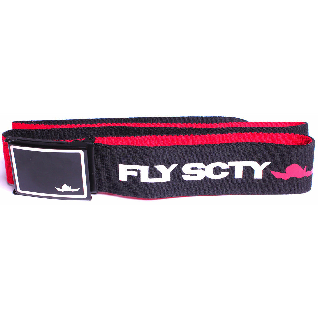 <!--2012020751-->Fly Society - 'Airline Captain - Red' [(Black) Belt]