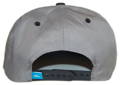 <!--020120814047888-->Fly Society - 'New Classic' [(Gray) Snap Back Hat]