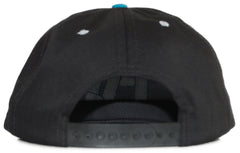 <!--020111122038864-->Fly Society - 'First Class' [(Black) Snap Back Hat]