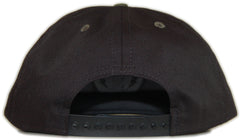 <!--2012050121-->Fly Society - 'Bomb Squad - Black/ Dark Green' [(Black) Snap Back Hat]