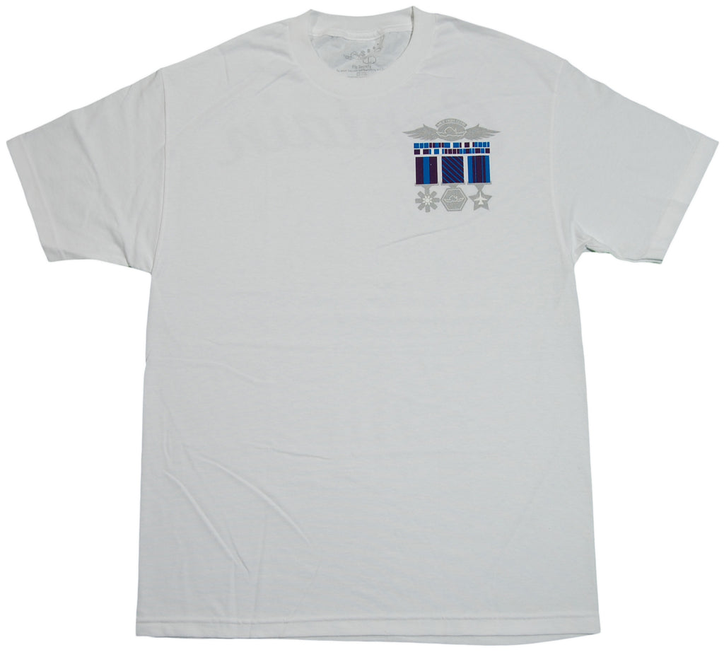 <!--2011101819-->Fly Society - 'El Capitan' [(White) T-Shirt]
