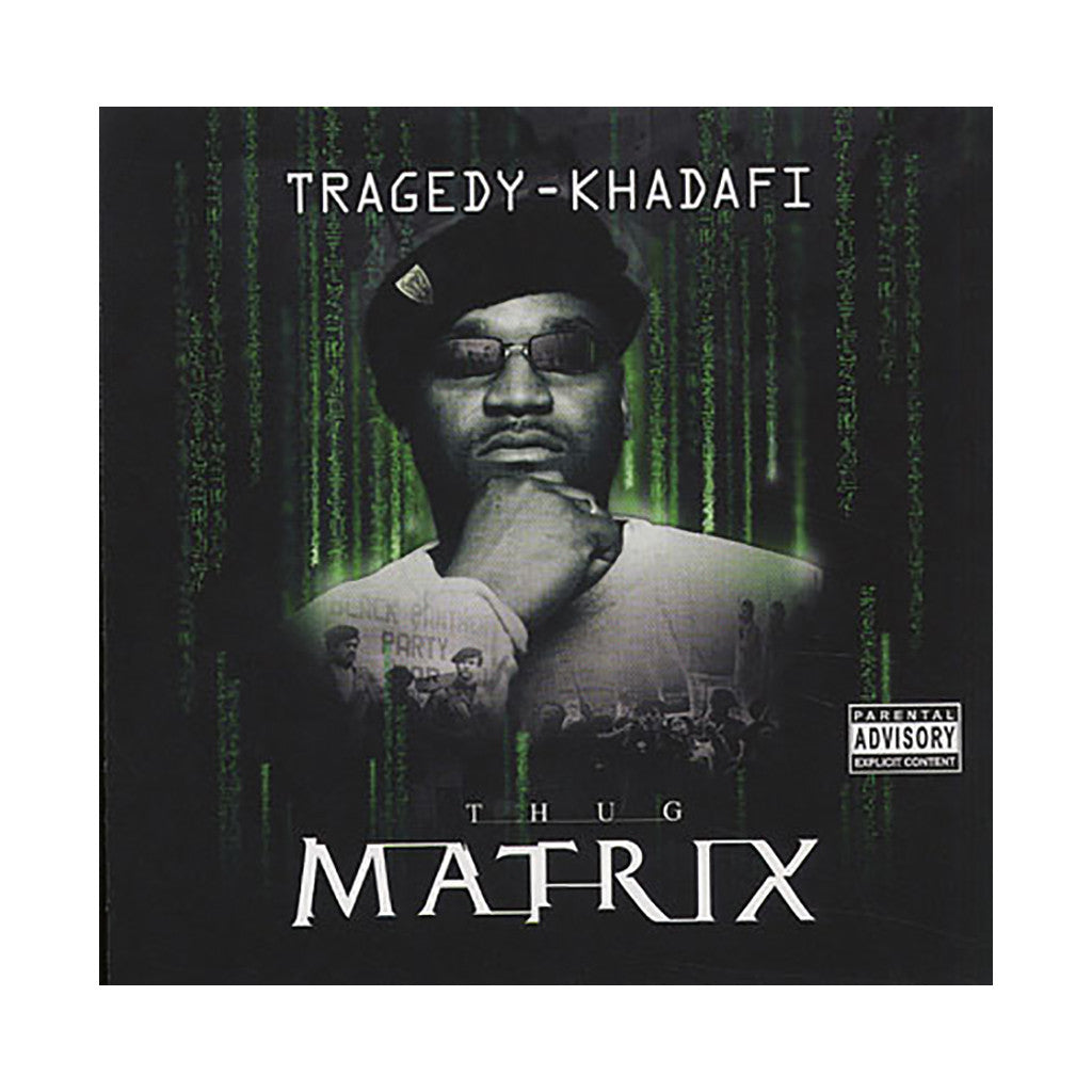<!--020051004006005-->Tragedy Khadafi - 'Thug Matrix Vol. 1' [CD]