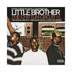 Little Brother - 'The Chittlin Circuit 1.5 (The Official Mixtape: Unreleased Tracks, B-Sides and Remixes)' [CD]