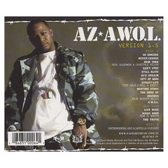 AZ - 'A.W.O.L. Version 1.5' [CD [2CD]]