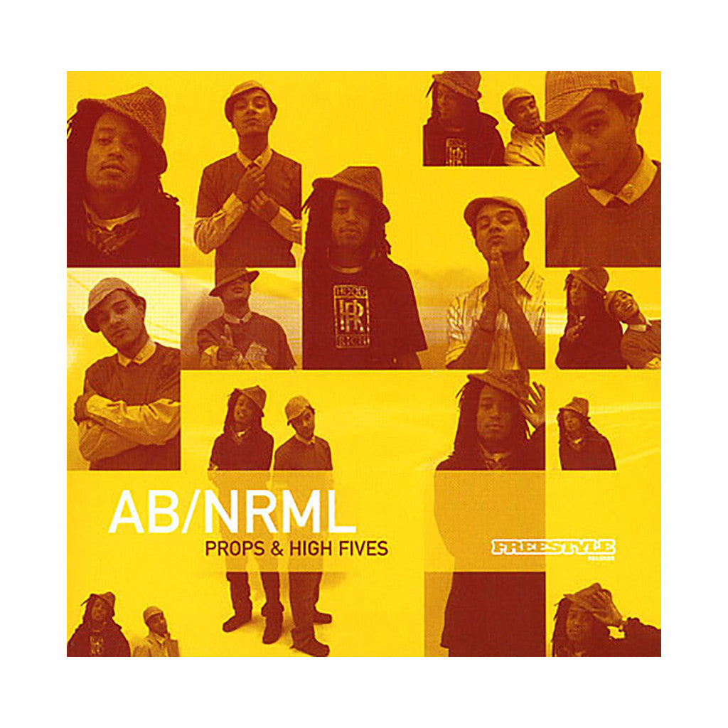 AB/NRML - 'Props & High Fives' [CD]