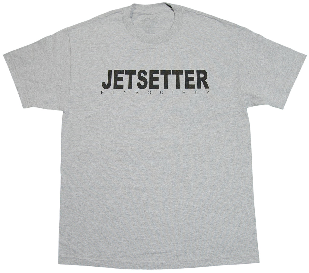 <!--2011112249-->Fly Society - 'Jetsetter' [(Gray) T-Shirt]