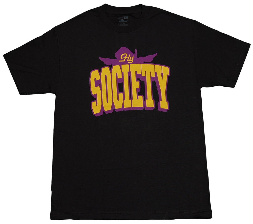 <!--2012051549-->Fly Society - 'Arch' [(Black) T-Shirt]