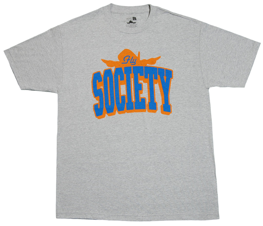 <!--2012051543-->Fly Society - 'Arch' [(Gray) T-Shirt]