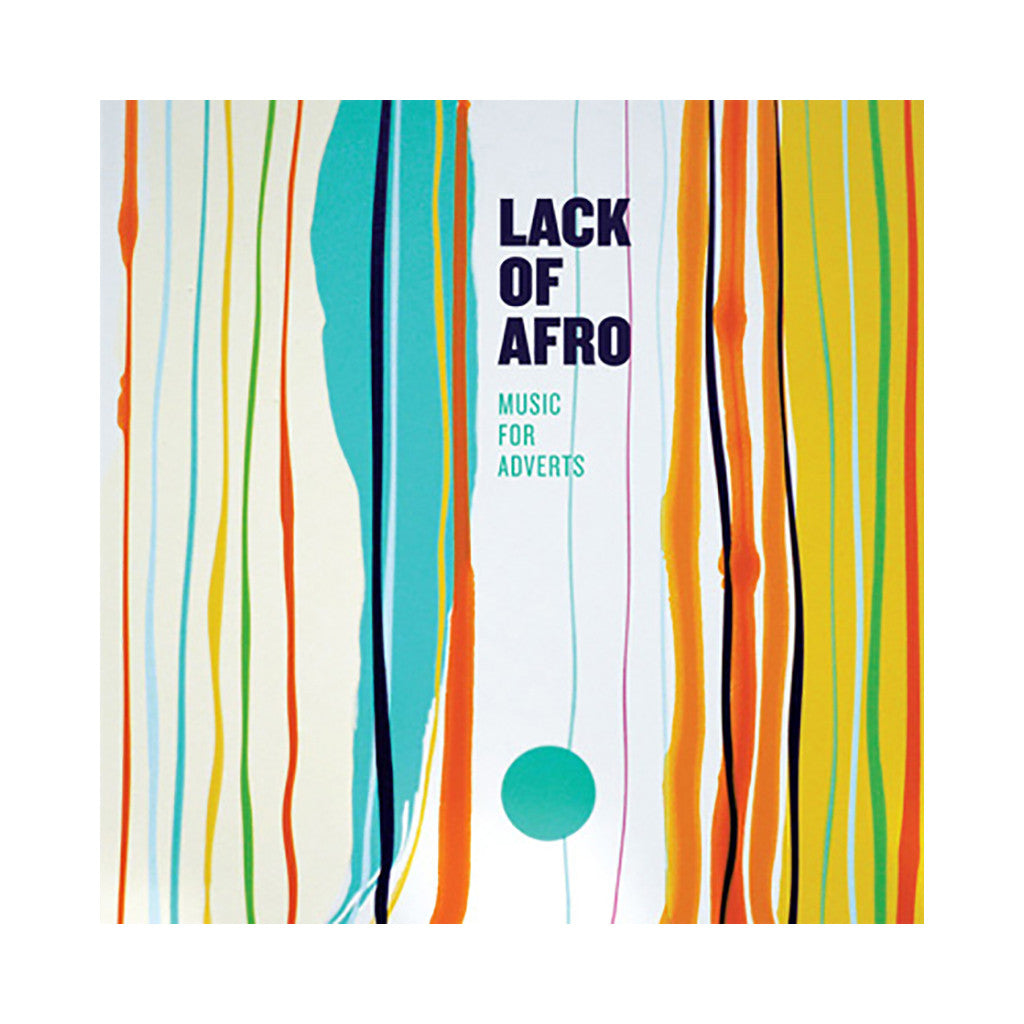 <!--020140304062202-->Lack Of Afro - 'Music For Adverts' [(Black) Vinyl LP]