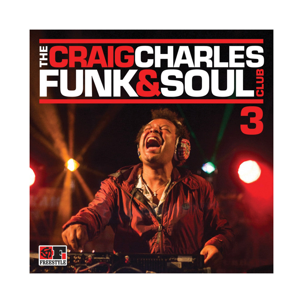 <!--020141125000524-->Various Artists - 'The Craig Charles Funk & Soul Club 3' [CD]