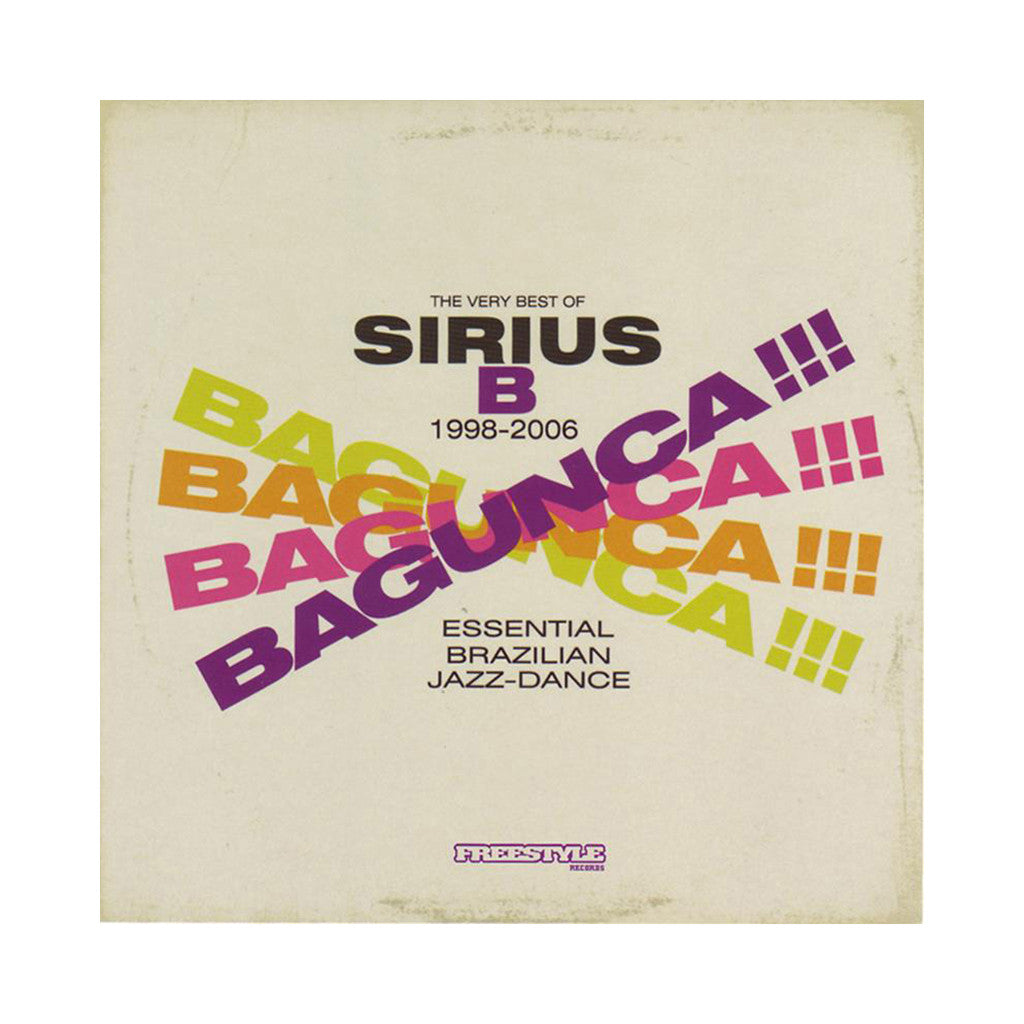 Sirius B - 'Bagunca: Essential Brazillian Jazz Dance' [CD]