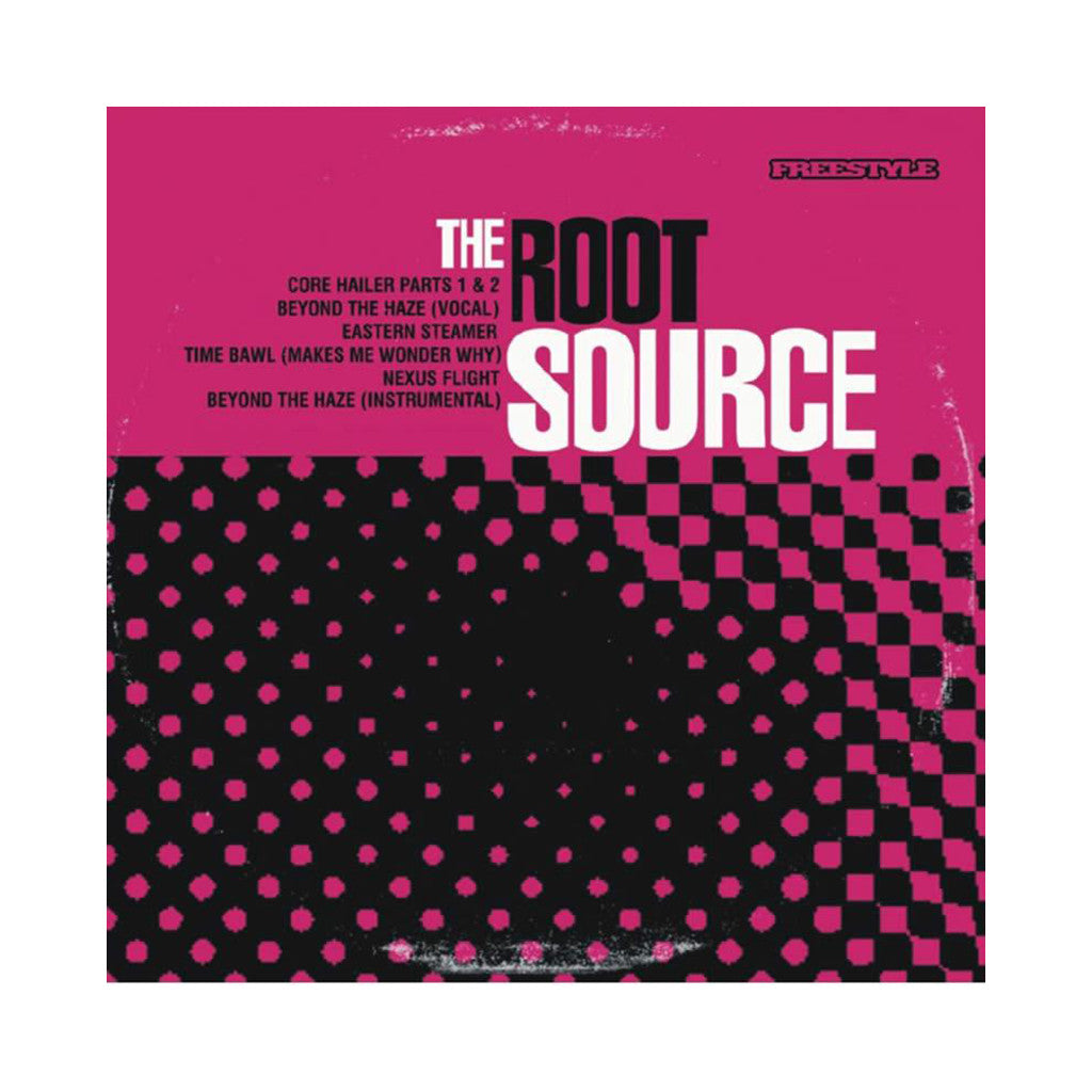 <!--020070403000722-->The Root Source - 'The Root Source' [CD]