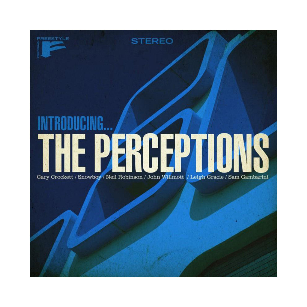 The Perceptions - 'Introducing The Perceptions' [CD]