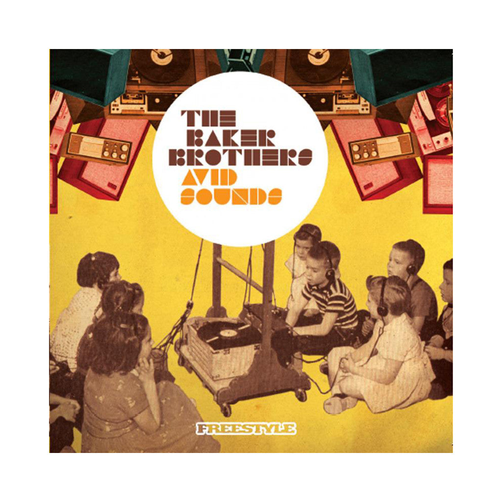 <!--020090908000906-->The Baker Brothers - 'Avid Sounds' [CD]