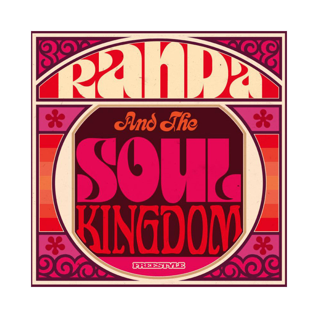 <!--020090915001562-->Randa & The Soul Kingdom - 'Randa & The Soul Kingdom' [CD]