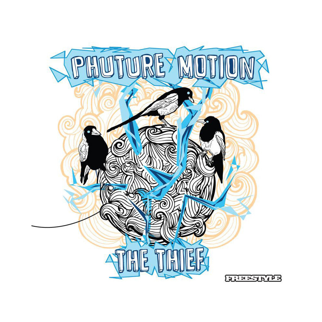 <!--020100615001719-->Phuture Motion - 'The Thief' [CD]