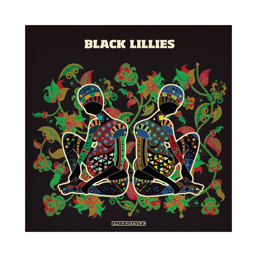 <!--020100907004492-->Black Lillies - 'Black Lillies' [CD]