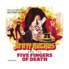 Big Pimp Jones - 'Jimmy Ruckus And The Five Fingers Of Death' [CD]