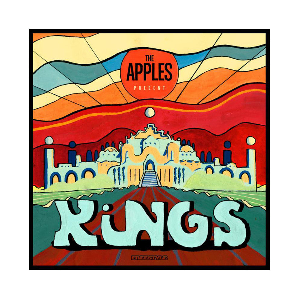 <!--020100928004724-->Apples - 'Kings' [CD]