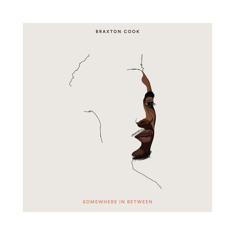Braxton Cook - 'Somewhere In Between' [CD]
