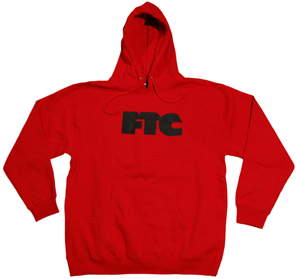 <!--2011083040-->FTC - 'Brooklyn' [(Red) Hooded Sweatshirt]