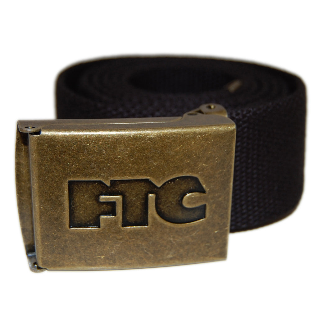 <!--020120925049687-->FTC - 'Army Scout Belt' [(Black) Belt]