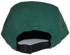 <!--020121030051006-->FTC - 'Logo' [(Dark Green) Five Panel Camper Hat]