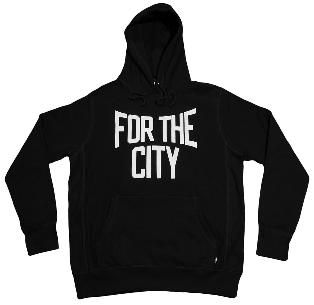 <!--2012103044-->FTC - 'Lennon' [(Black) Hooded Sweatshirt]