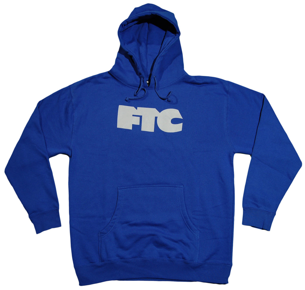 <!--2012092531-->FTC - 'OG' [(Blue) Hooded Sweatshirt]