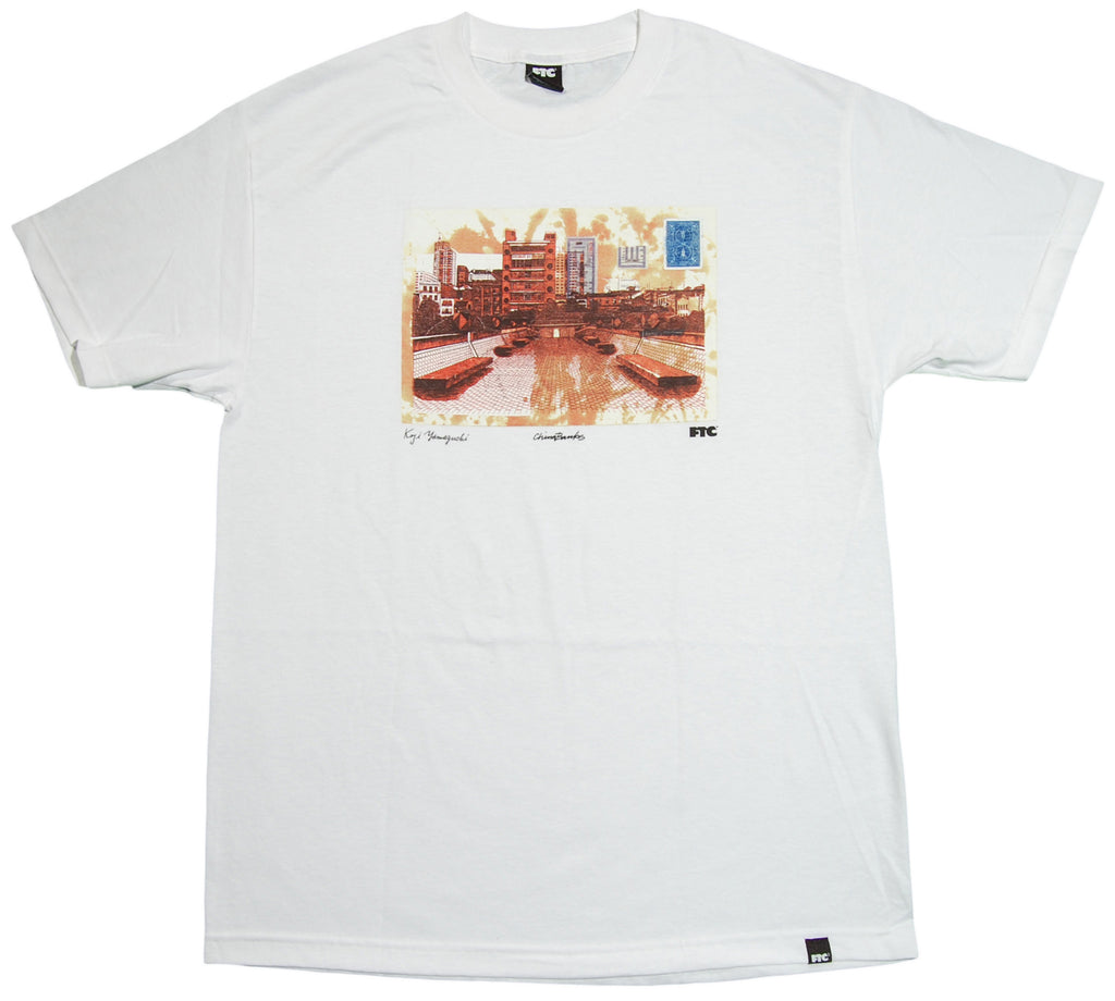 <!--2012092518-->FTC - 'China Banks' [(White) T-Shirt]