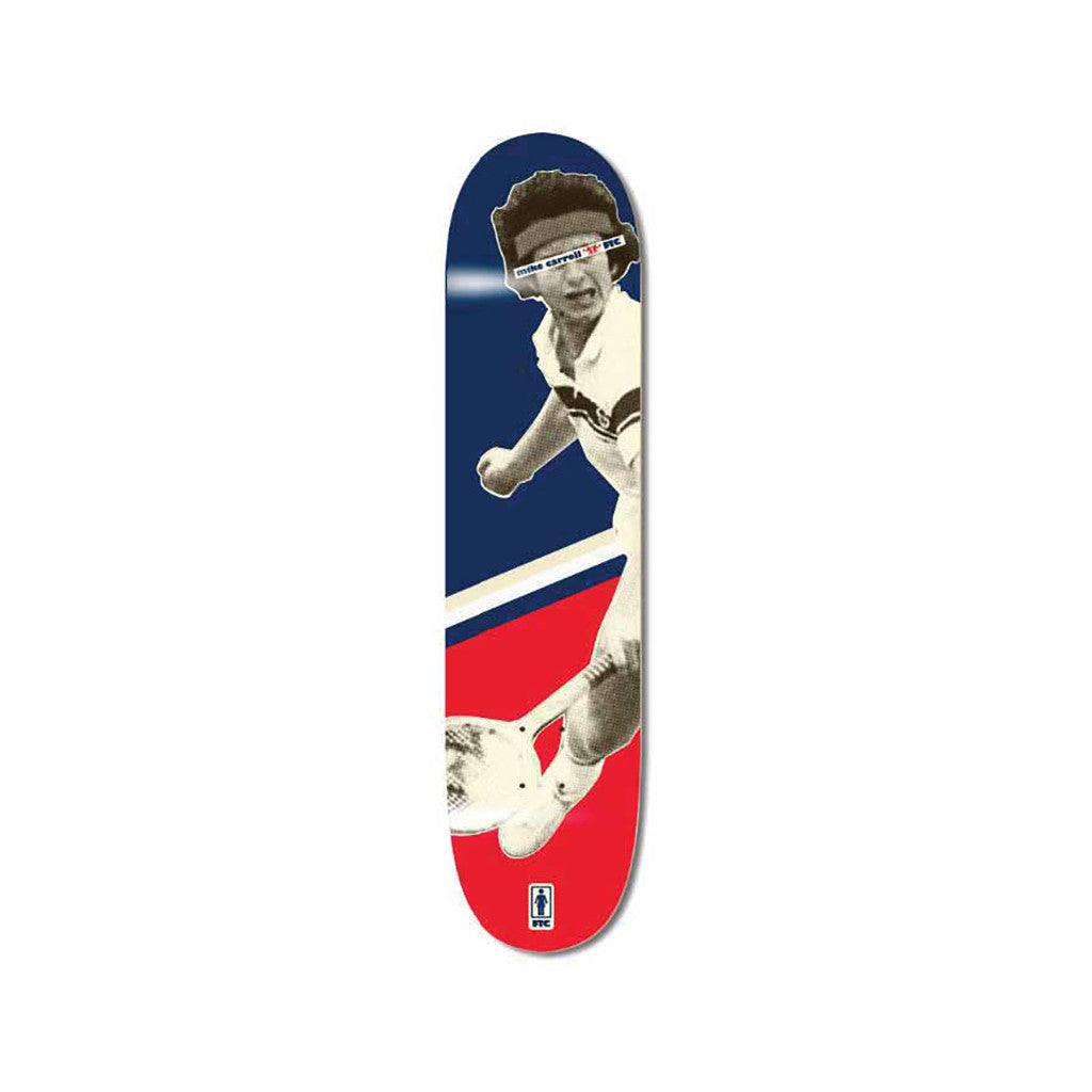 <!--020121030050994-->FTC x Girl Skateboards x Mike Carroll - 'Mike Carroll' [(Wood) Skateboard Deck]