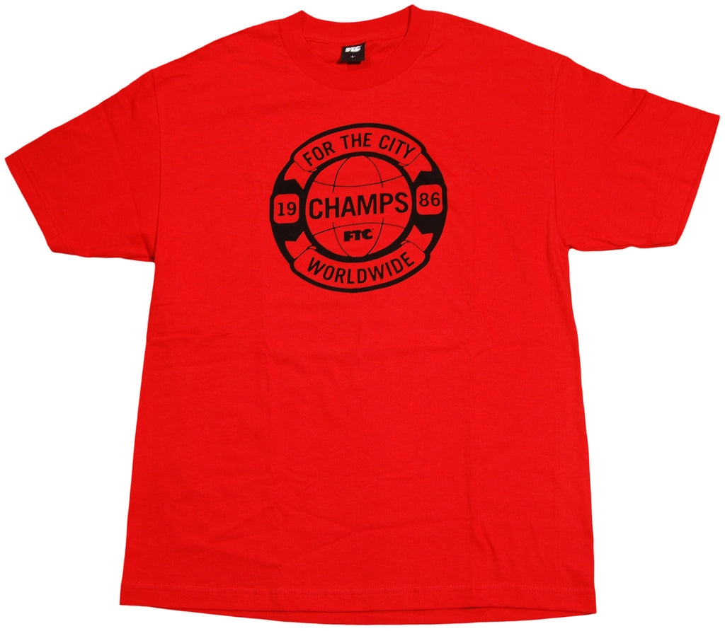 <!--2011051023-->FTC - 'Champs' [(Red) T-Shirt]