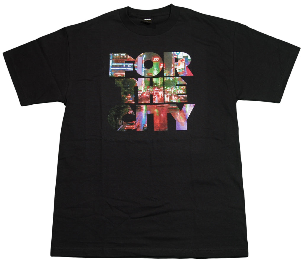 <!--2011051035-->FTC - 'ForTheCity2' [(Black) T-Shirt]