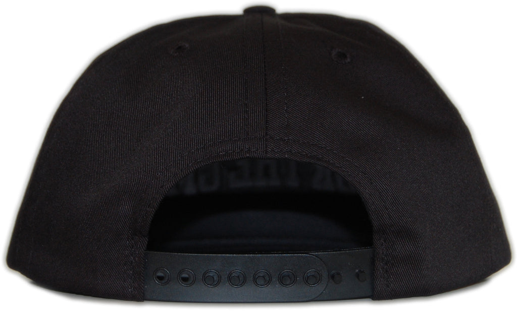 <!--020120508044743-->FTC - 'For The City' [(Black) Snap Back Hat]