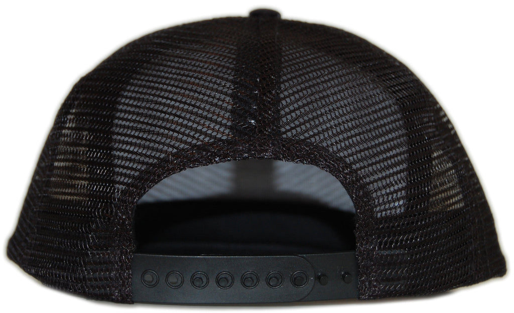 <!--2012050856-->FTC - 'International Division Trucker' [(Black) Snap Back Hat]