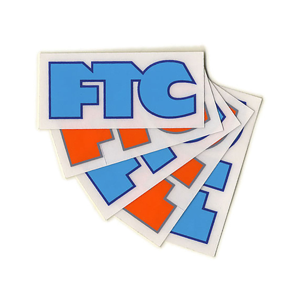 <!--020120221042237-->FTC - 'OG Logo (X 5)' [Sticker]