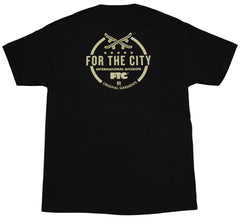 <!--2012022101-->FTC - 'International Division' [(Black) T-Shirt]