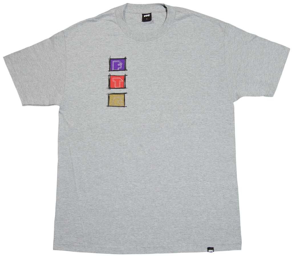 <!--2012022122-->FTC - 'Windows' [(Gray) T-Shirt]